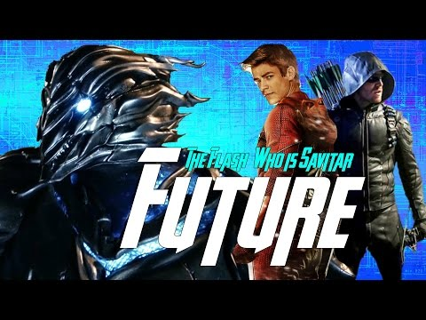 How the Barry Allen is Savitar Future Flash Story Happened in The Comics