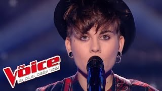 Bon Iver – Skinny Love | Chloé | The Voice France 2017 | Blind Audition