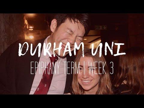 LIFE AT DURHAM UNIVERSITY | WEEK THREE // Epiphany Term