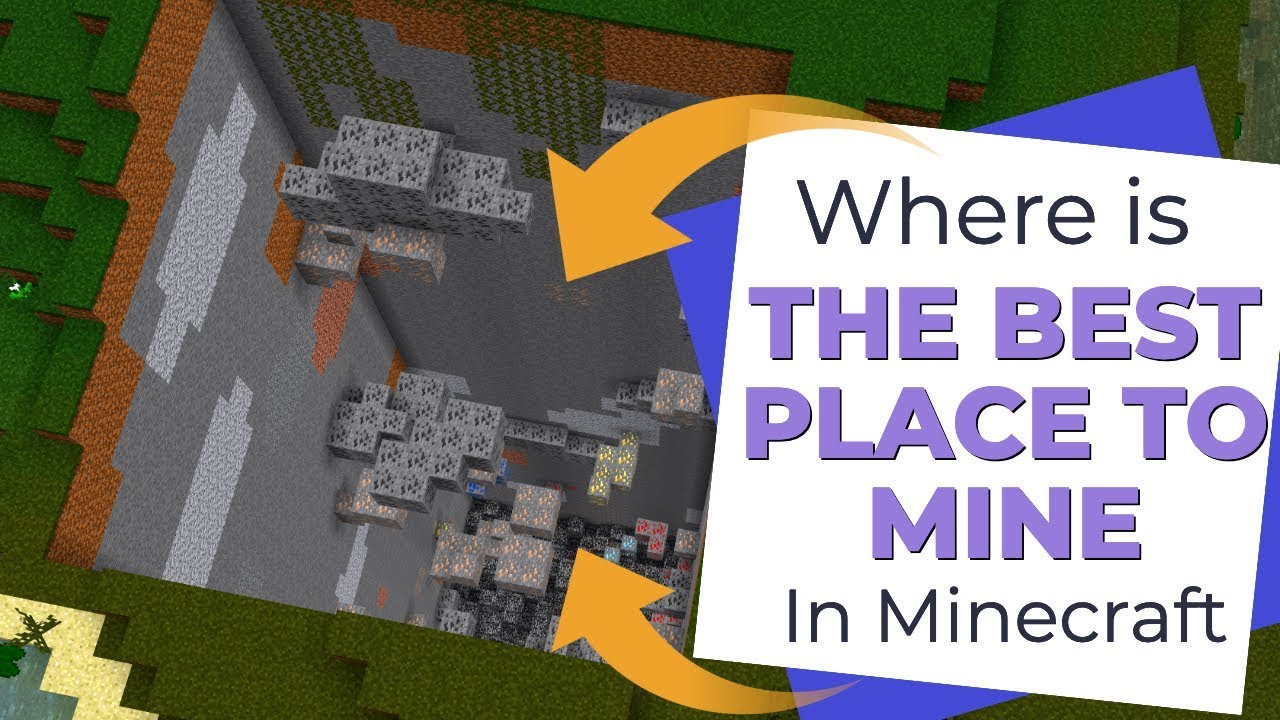The BEST Place to Mine in Minecraft: Which Biomes Give The Most Ores  Avomance 9