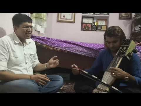 'vathapi-ganapathim'-on-the-sarangi...-dr.-chintan-mehta-with-sabir-khan-(jaipur-gharana)