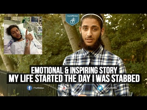 My Life Started the Day I was Stabbed - Emotional & Inspirin