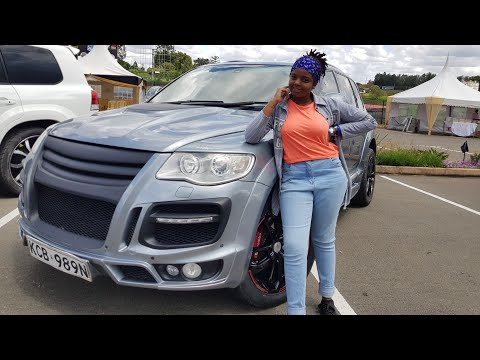 BRAND NEW CAR!|MEET CRISPIN MUGAMBI/Motor Sport Kenya!