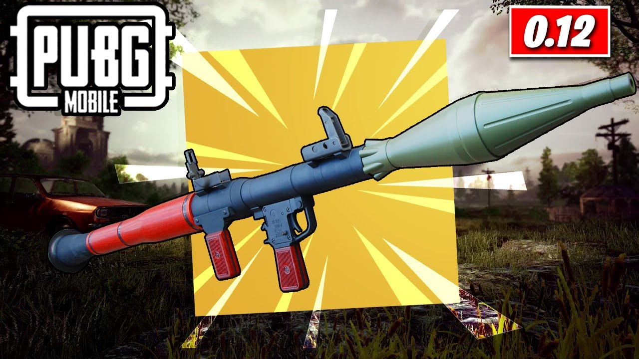 Rpg Ballesta Explosiva Y Mascotas Pubg Mobile Actualización 0 12 By Lupower