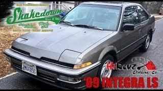 """Shakedown"" of '89 Acura Integra - Ep.  1"