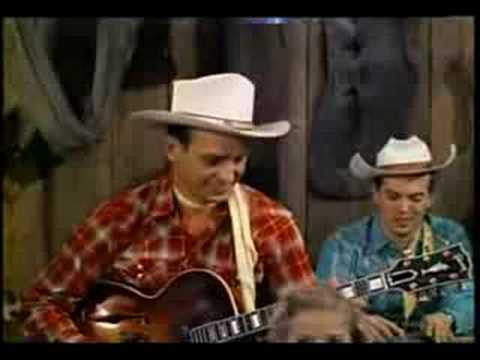 Walkinu0027 The Floor Over You   Ernest Tubb   YouTube
