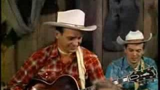 Watch Ernest Tubb Walkin The Floor Over You video