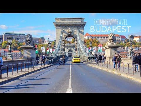 4 Days In Budapest, Hungary (November 2018)