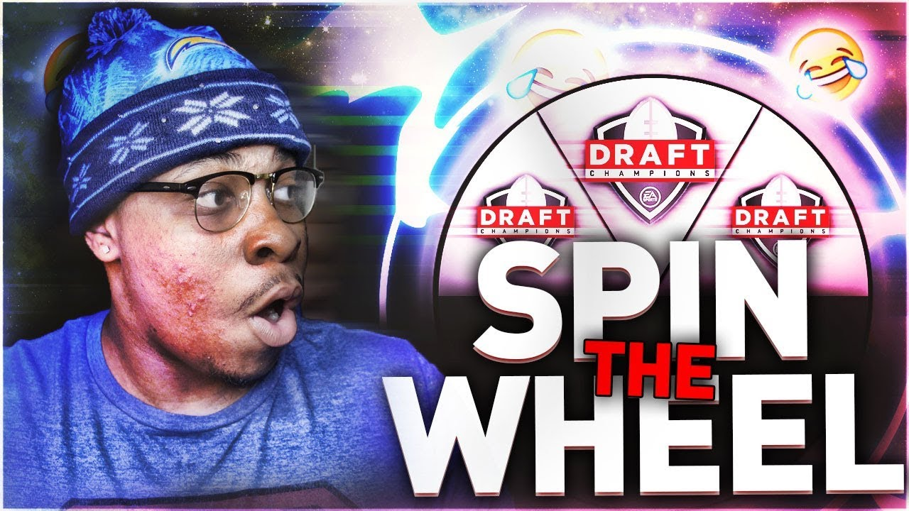 Spin The Wheel Draft