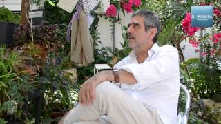 Entrevista a Joaquin Oristrell (Hablar)