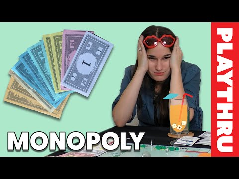 MONOPOLY - Drinking Play Through