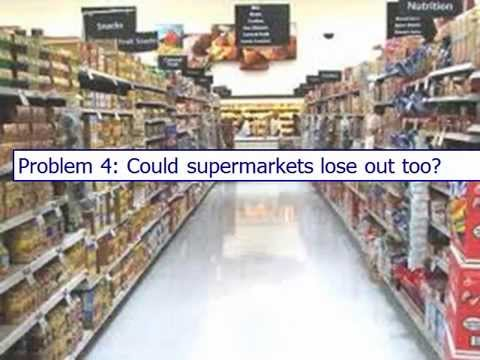 UK Supermarkets: Unemployment, Monopoly and Food Deserts