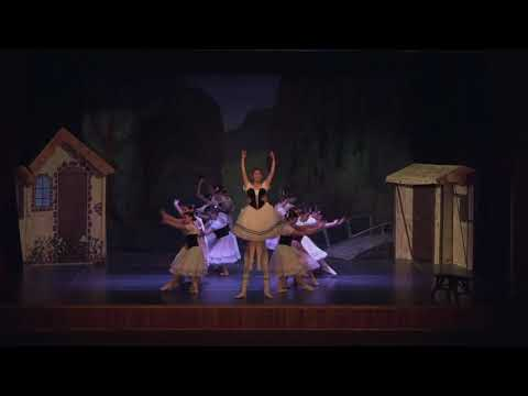 Ballet Municipal Lautaro Gala 2017 Obra Giselle