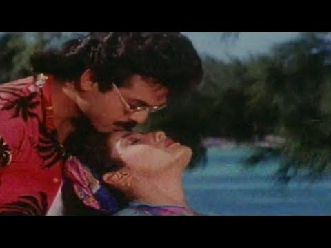 Mera Dil Deewana -  Taqdeerwala - Venkatesh &  Raveena Tandon - Full Song