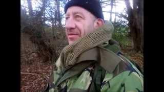 SAS Snipers Veil. Ghillie Scrim. bexbugoutsurvivor