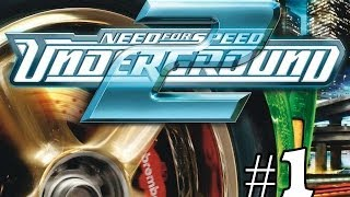 Катаем в Need For Speed Underground 2 #1