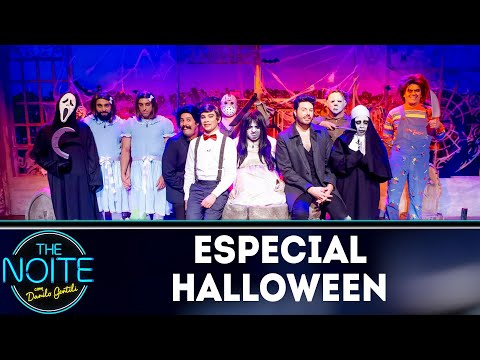 Especial halloween  The Noite 311018