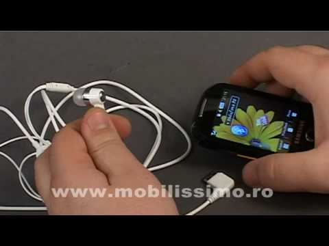 Samsung Corby, recenzie video Mobilissimo.ro