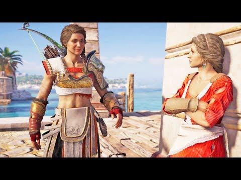 Assassin's Creed Odyssey #34: A Forja do Mundo é onde está meu Verdadeiro Pai! thumbnail