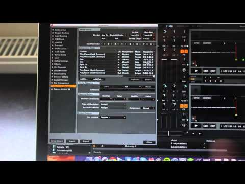 Control Traktor with your iPhone/iPad