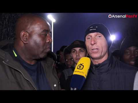 Sutton Utd 0-2 Arsenal | We Still Have Lots Of Problems says Lee