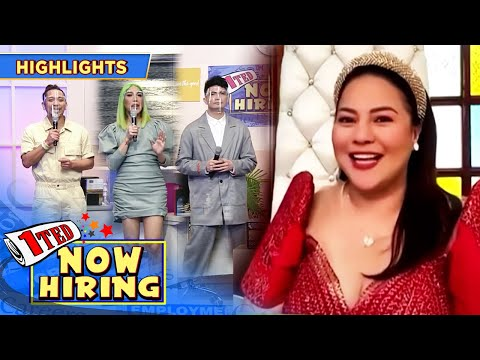 Momshie Karla looks for a new employee | It's Showtime 1TED Now Hiring