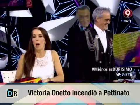 Victoria Onetto incendio a Pettinato 10 09