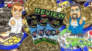 Super Mario Challenge (GOLD!?) Coins By EnterPlay - Unboxing and Review - Gaming With Swag
