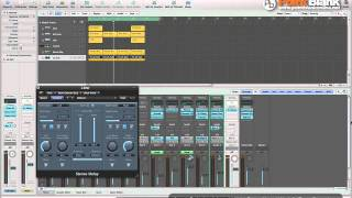 Logic Mixing Tutorial - Build Ups with Stereo Delay