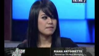 [Full] Hitam Putih - Real Riana The Scared [10 Februari 2014]