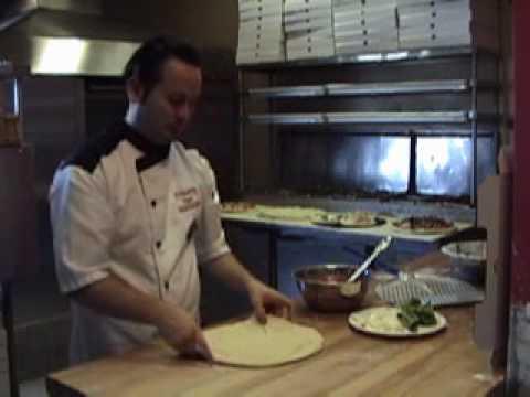 (Italian Style) Margherita Pizza