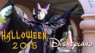 Disneyland Paris - Halloween 2015 HD