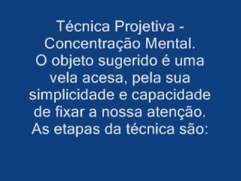 Técnica para Concentração Mental