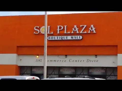 SHOPPING ANTELOPE VALLEY CALIFORNIA | SOL PLAZA
