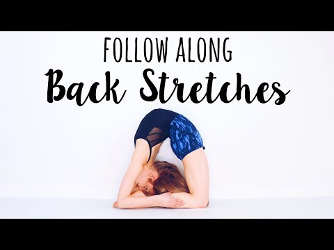 How To Get A Flexible Back Fast!