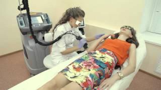 Лазерная Эпиляция (Александритовый лазер) в клинике Gold Laser