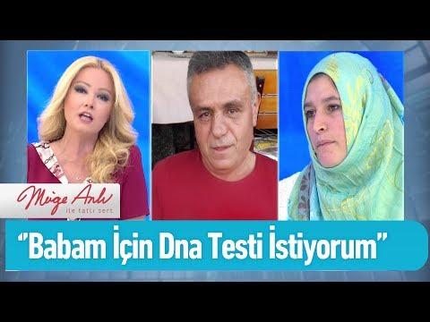 ''Babam Için Dna Testi Istiyorum!'' - Müge Anlı Ile Tatlı Sert 19 Şubat 2020