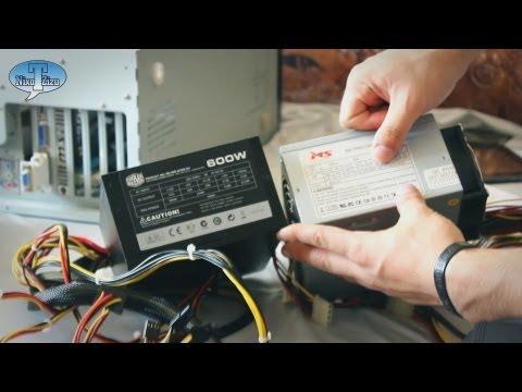 Cooler Master napajanje test buke i pregled 600w