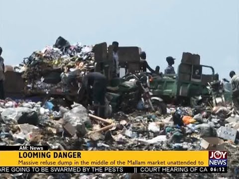 Looming Danger - AM News on JoyNews (13-7-17)
