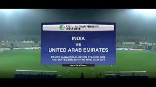 FiFa World CUP  UNDER -17 INDIA TEAM