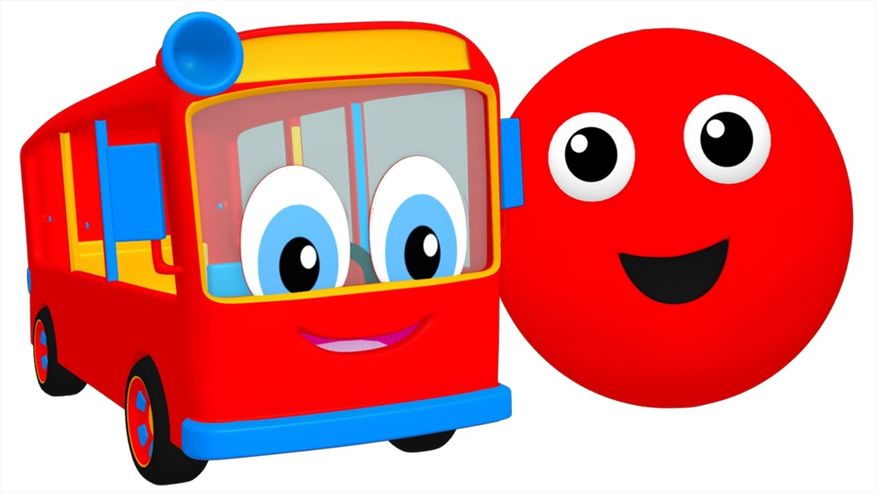 The Bus is Red"