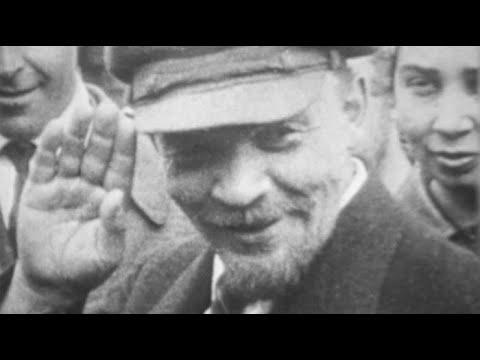 """Документальный фильм """"Ленин - Великий государственник"""""""