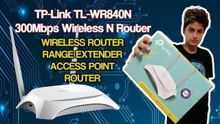 TP-LINK TL-WR840N | Wireless Router | Review