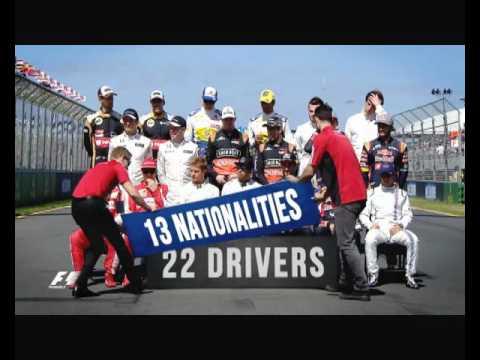 Promo Formula 1 Melbourne Grand Prix Circuit