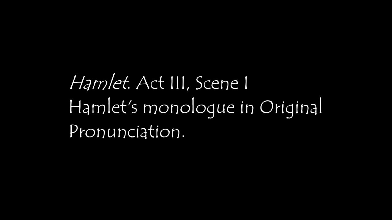 hamlets second soliloquy Hamlet's soliloquy: o, what a rogue and peasant slave am i (22) commentary in addition to revealing hamlet's plot to catch the king in his guilt, hamlet's second soliloquy uncovers the very essence of hamlet's true conflict.