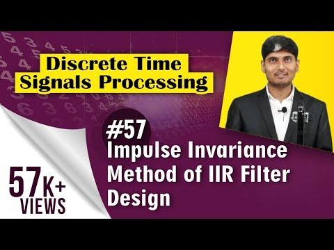 What is Impulse Invariance Method in Digital IIR Filter