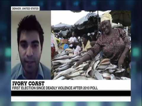 GRI giving commentary on France24: Follow-up to Ivory Coast Elections