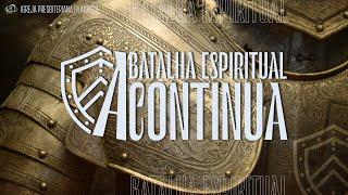 AULA 08: BATALHA ESPIRITUAL E PROCLAMAÇÃO   Presb. Alex Costa