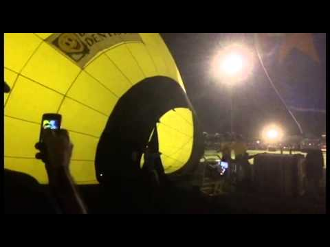 2014 Spooktacular Balloon Festival @ Salt River Fields