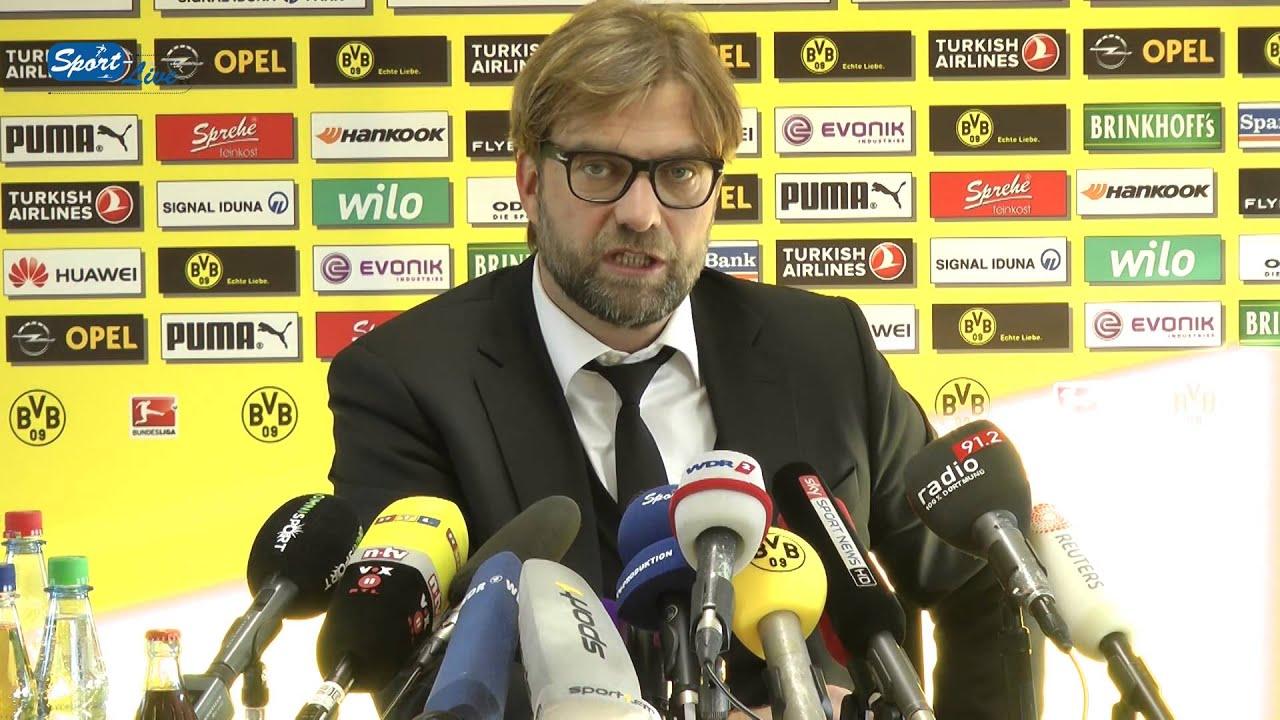 BVB Pressekonferenz vom 12. Dezember 2013 vor dem Spiel TSG Hoffenheim gegen Borussia Dortmund
